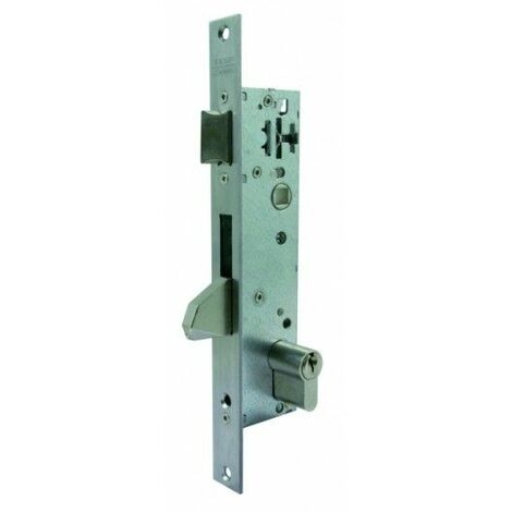 Cerradura Metalica Embutir 15X25Mm 2210Be253Ai Inox Picaporte/Palanca Basculante Tesa