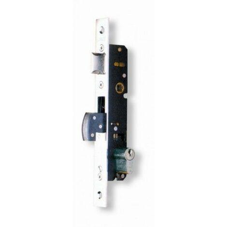 Cerradura Metalica Embutir 20X20Mm 5590N20 Niquel Picaporte/Gancho Gancho/Reforzado Lince