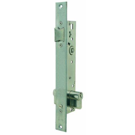 Cerradura Metalica Embutir 22X20Mm 2219203Ai Inox Picaporte Basculante Tesa