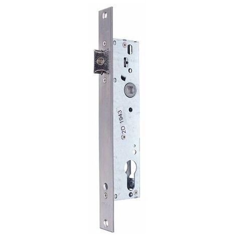 Cerradura Metalica Embutir 22X25Mm 2215250Ai Inox Picaporte Basculante Tesa