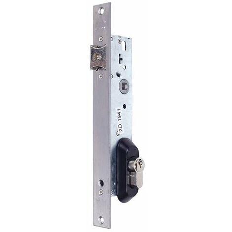 Cerradura Metalica Embutir 22X25Mm 2219253Ai Inox Picaporte Basculante Tesa