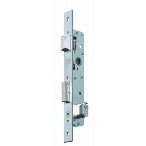 Cerradura Metalica Embutir 23X18Mm 1550-21 Inox Picaporte/Palanca Mcm