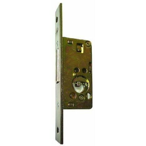 Cerradura Metalica Embutir 24X20Mm 1964A/5 Niquel Picaporte Cvl