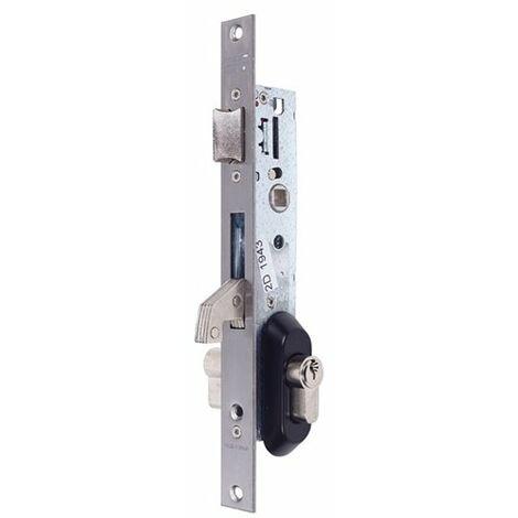 Cerradura Metalica Embutir 25X20Mm 2240Be203Ai Inox Picaporte/Gancho Tesa
