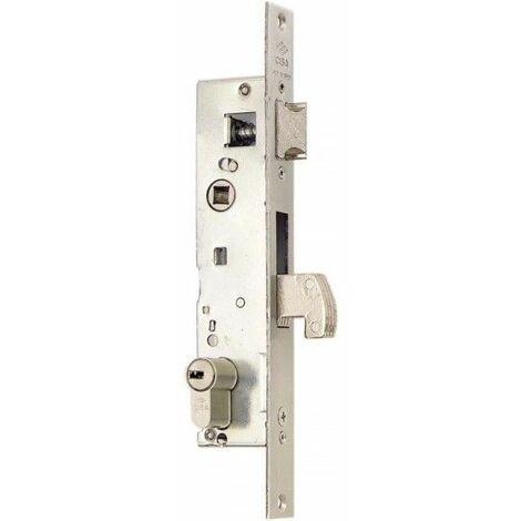 Cerradura Metalica Embutir 25X20Mm L4120.20.0 Inox Picaporte/Gancho Cisa