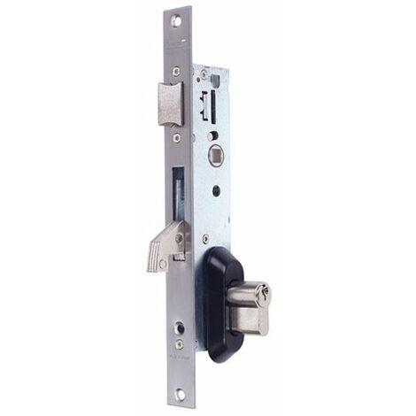 Cerradura Metalica Embutir 25X25Mm 2240Be253Ai Inox Picaporte/Gancho Tesa