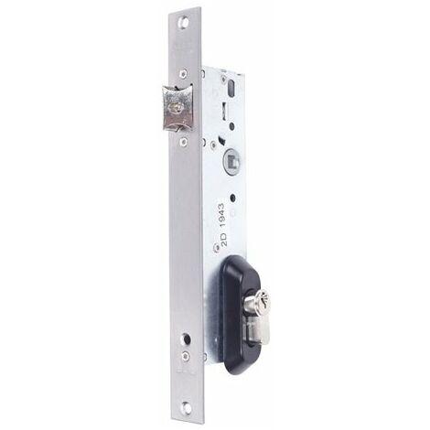 Cerradura Metalica Embutir 25X30Mm 2219303Ai Inox Picaporte Basculante Tesa