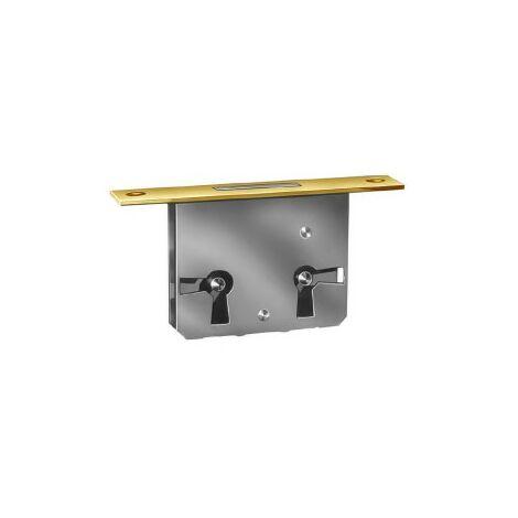 Cerradura mueble embutir 32/25 con llave