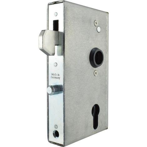Cerradura para puerta corredero PZ R/L60/72/8 f.Rohr 40mm