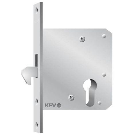 Cerradura para puerta corredero PZ,D55,24kt,DL/DR