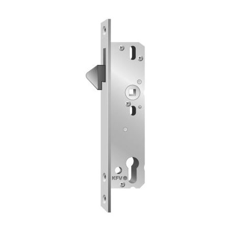 Cerradura para puerta corredero PZ,E72,VK8,D40,24kt,DL/DR