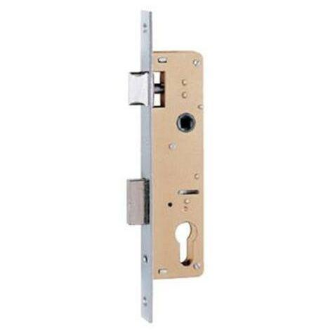 cerradura puerta metalica cromo 741-25
