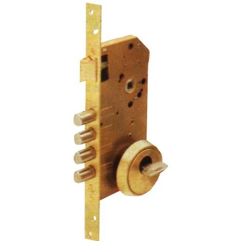 Cerradura Seguridad C/red Dor - TESA - R10BR/56/6E - 50 MM
