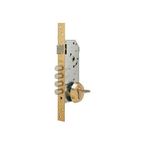 Cerradura Seguridad Embutir Tesa R200B/30-30 Inox