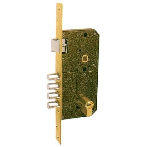 Cerradura Seguridad Laton - EZCURRA - 700-B DS15..