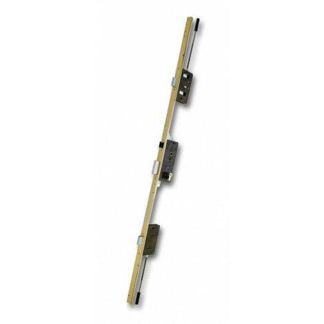 Cerradura Seguridad Madera Embutir 25X50Mm E2000/3Ds15 Laton Fr.U Ezcurra