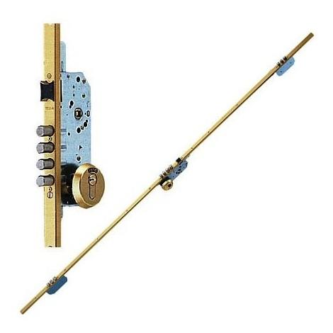 Cerradura Seguridad T60 Cromad - TESA - TLB3/56/6LC - 60 MM