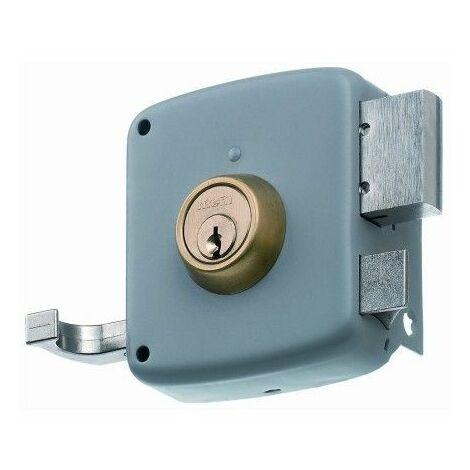 Cerradura Sobrep Pint Dcha - MCM - 2525/PR - 100 D