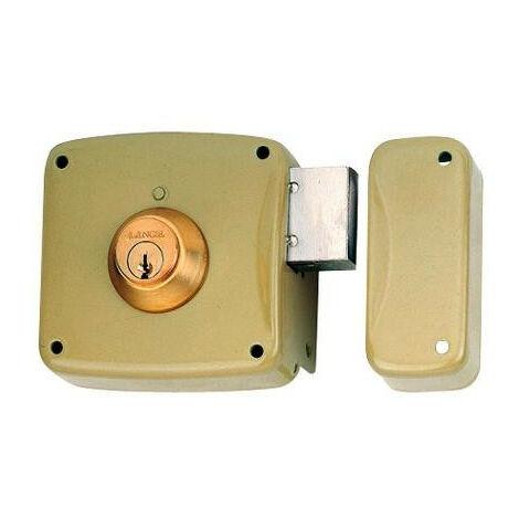 Cerradura Sobreponer - LINCE - 5124-A - 100 I