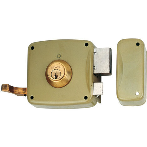 Cerradura Sobreponer - LINCE - 5125-A - 120 D