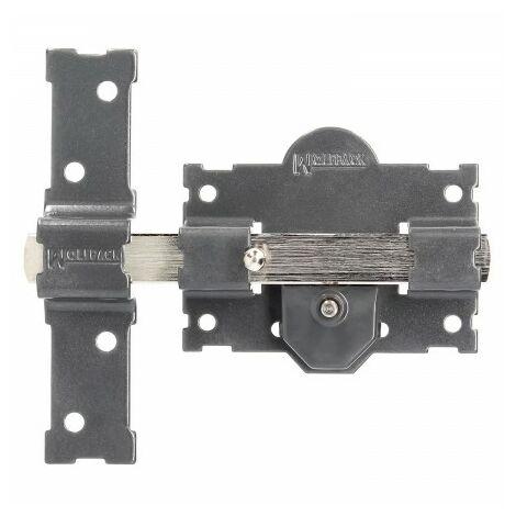 Cerrojo b-1 llave y pulsador pasador de 161mm cilindro redondo de 50mm