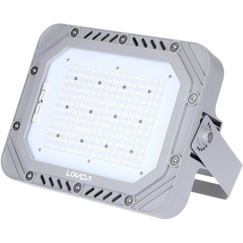 Certificazione TUV LIXADA 200-240V 150W 17250LM High Bright IP66 Resistente all'acqua luce del riflettore di inondazione del LED bianco della lampada