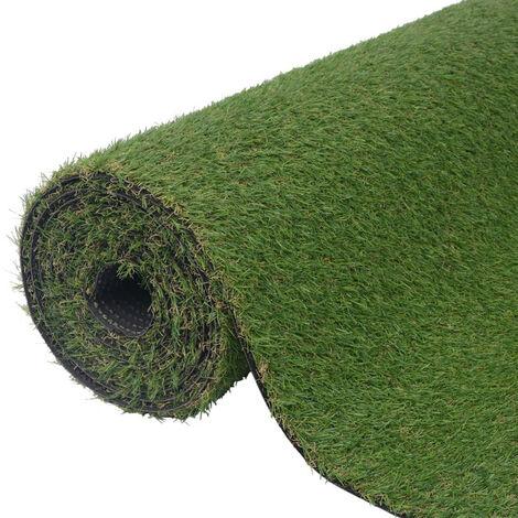 Cesped artificial 1,33x5 m/20 mm verde