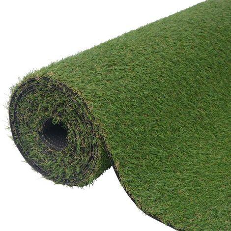 Césped artificial 1,5x10 m/20-25 mm verde