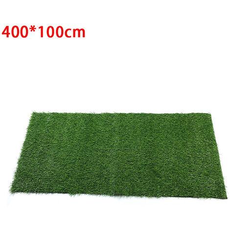 Césped artificial 2,5 cm de espesor 4 * 1 mo 4m2