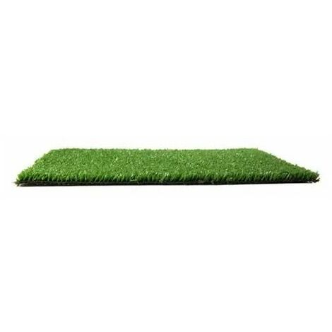 Césped artificial Basic Green altura 6 mm Evoturf 2X5