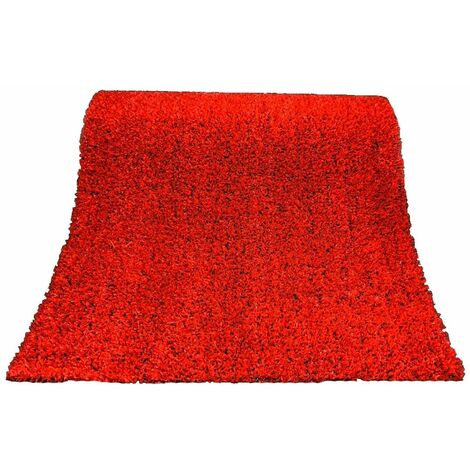 Césped Artificial ColorGrass Rojo - Rollos - Rollo: 2x4 metros