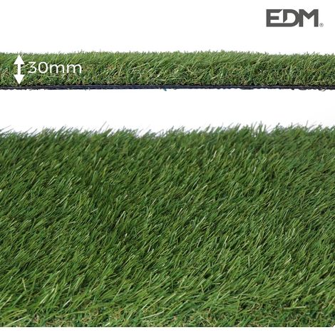 Cesped artificial graceful 30mm 1x5mts edm
