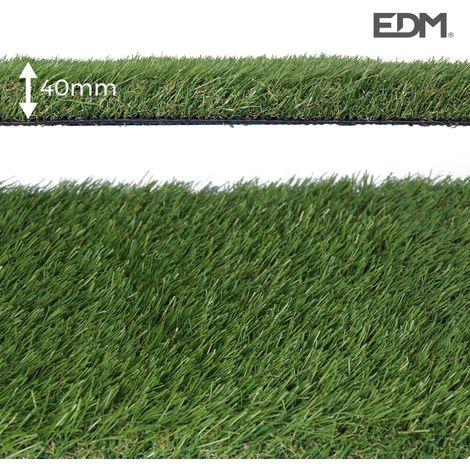 Cesped artificial graceful 40mm 2x5mts edm