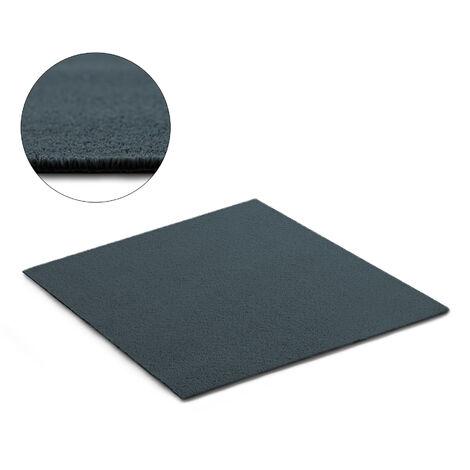 "main image of ""Césped artificial SPRING gris medidas determinadas Tonos de gris y plata 100x133 cm"""