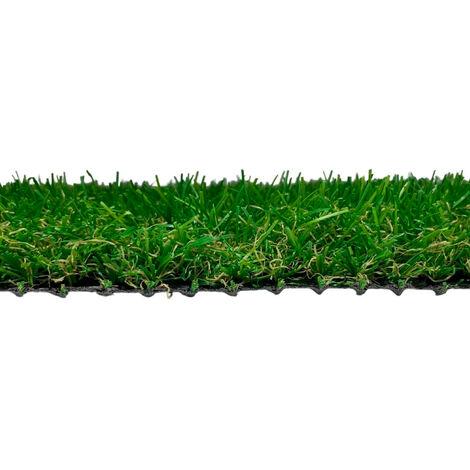 Césped Artificial Terraza Plus (30 mm) - 1x4 metros (4 m2) -