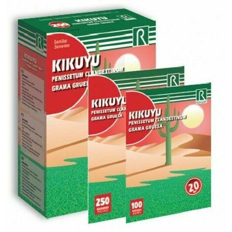 CESPED SEMILLA PENNISETUM CLANDESTINUM (KIKUYU) 250 gr