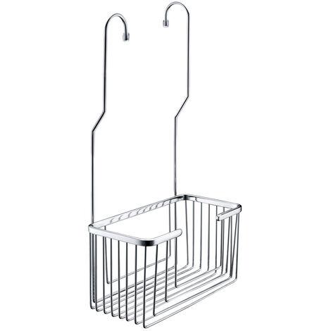 Cesta ducha colgar en barra de ducha de Acero Inoxidable - IMEX