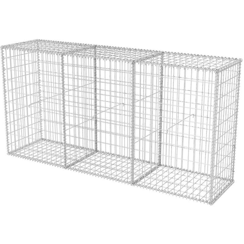 gaviones decorativos de piedra paredes medida ManoMano.es