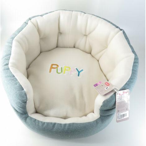 Cesta Sueño cubierta desmontable. tamaño 45 cm. para el cachorro. gama PUPPY.