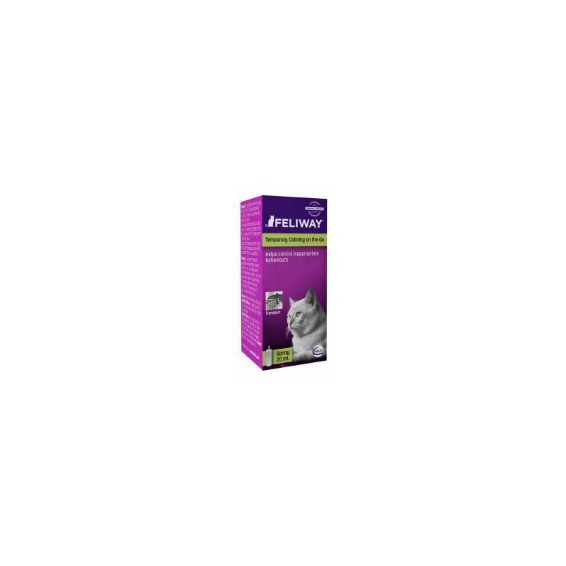 Image of Feliway Spray 20ml x 1 (20114) - Ceva