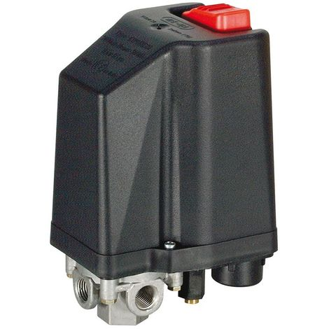 CEVIK CA-840/3 - Presostato sin válvula de arranque. Protección térmica. 4-7.5 HP.