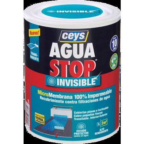 "main image of ""CEYS AGUA STOP INVISIBLE 1 LITRO"""