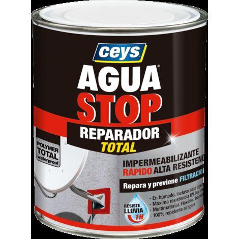 CEYS AGUASTOP REPARADOR TOTAL 1 KG GRIS