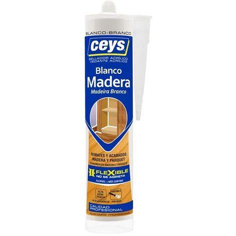 CEYS SELLACEYS MADERA BLANCO CARTUCHO 280 ML