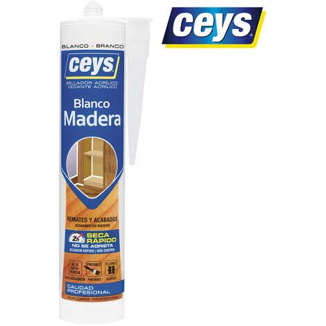CEYS SELLADOR MADERA BLANCO CART 505791