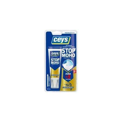 Ceys Stop Moho Silicona Transparente 50 Ml.