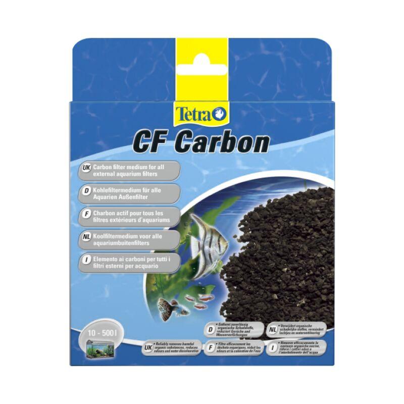 Charbon actif tec CF pour filtre EX 400/600/700/1200 - Tetra