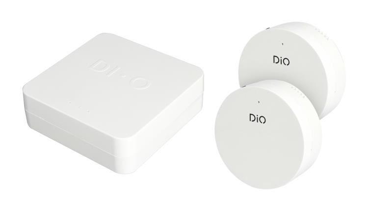 Module DiO sans fil pour chauffage électrique avec fil CHACON