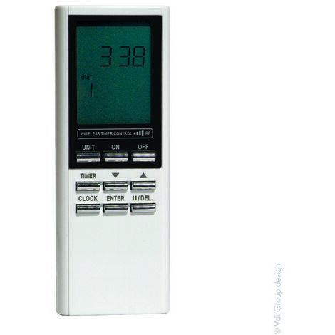 Chacon - Télécommande programmable DI-O (Chacon 54771)
