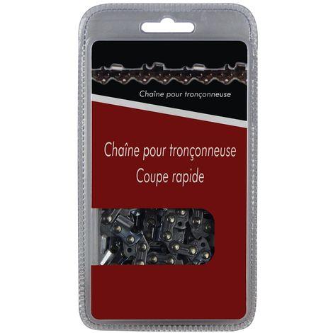 Chaîne 50 maillons - Compatible tronçonneuses STIHL MS 170, 171 et 180